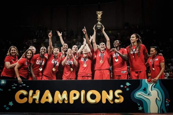 2018 FIBAWWC: The USA are three-time champions