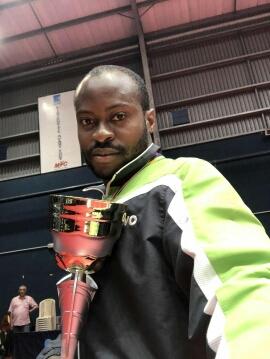 ITTF Africa: Quadri targets Gold in All Africa Games