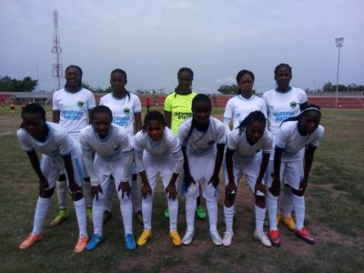 AITEO CUP: Nasarawa Amazons crash out after defeat