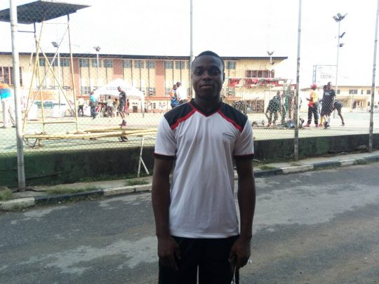 Handball: Obinna Okwor hopes to be better than Omeyer