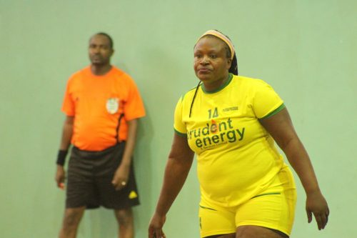 I am ready to represent Nigeria in Handball – Joyce Mafwil