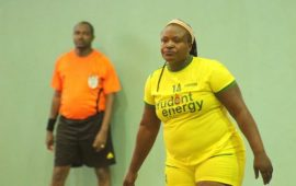 I am ready to represent Nigeria in Handball – Joyce Mafwil