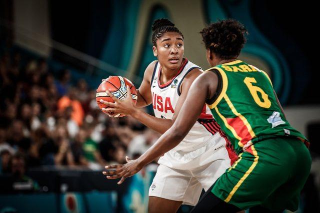 2018 FIBAWWC: Defending Champions beat Senegal in opener