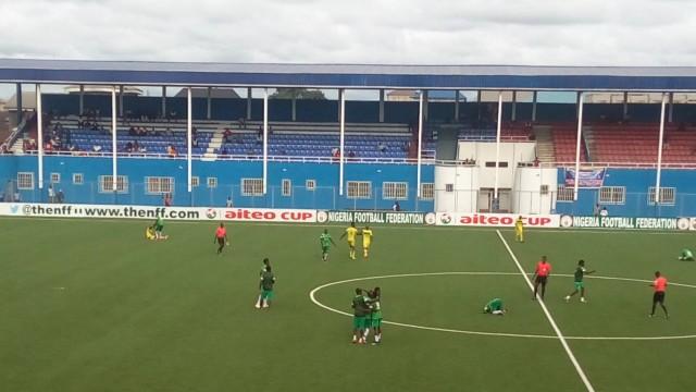 AITEO Cup: Nasarawa United edge El-Kanemi to set up Rangers clash