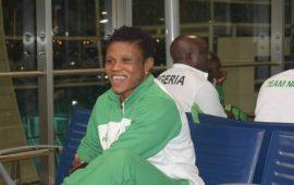 Wrestling: Adeniyi eyes podium finish at World Championships