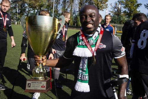 Amputee WC: Abayomi Alabi ready to join Nigeria in Mexico