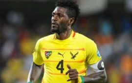 Togo captain Emmanuel Adebayor snubs Gambia clash