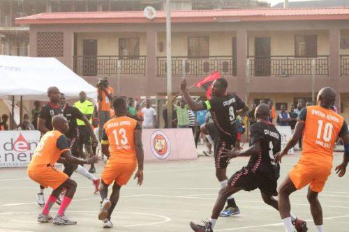 Prudent Energy Handball League: COAS Shooters record first win