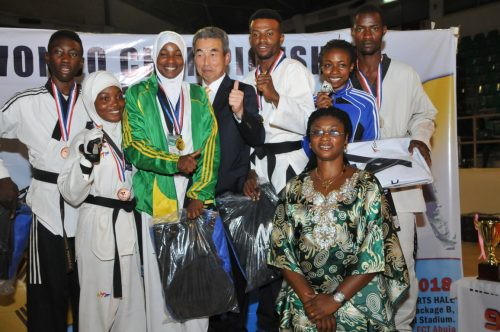 Korea Ambassador's Cup: NSCDC win 6th consecutive title