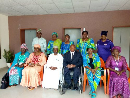 NAWIS demand sports academy for persons with special needs