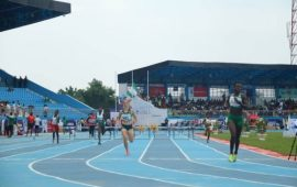Athletics Integrity Unit suspends Nathaniel for doping