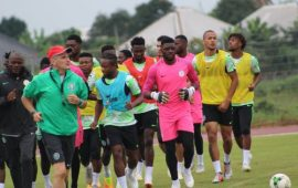 CLASSIC PREVIEW: Bafana Bafana vs The Super Eagles