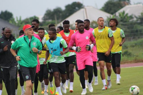 CLASSIC PREVIEW: Bafana Bafana vs The Super Eagles