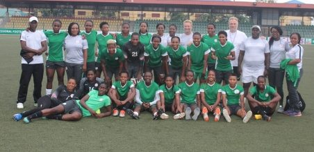 AWCON: Dike returns as Dennerby invites Oshoala, 45 others