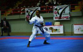 Zainab Saleh C/Ships: Nwankwo retains women's -68kg title