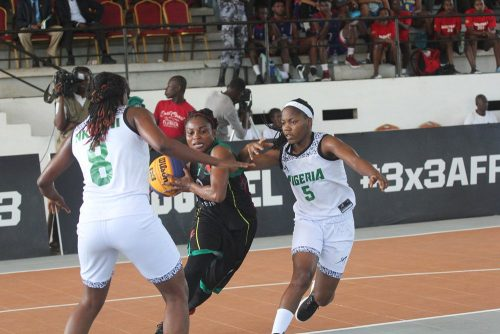 FIBA 3×3 Africa Cup: Nigeria advance to quarter finals