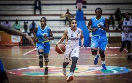 FIBAACCW: Makiese double-double for unbeaten First Bank