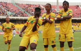 AWCON 2018: Ghana bow out as Cameroon, Mali emerge