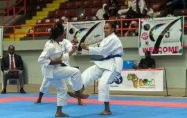 Three Nigeria athletes For 2018 Karate World Championship