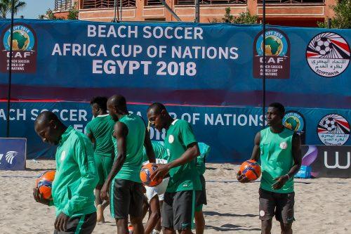 Beach Soccer: Abu Azeez goals guide Nigeria past Libya