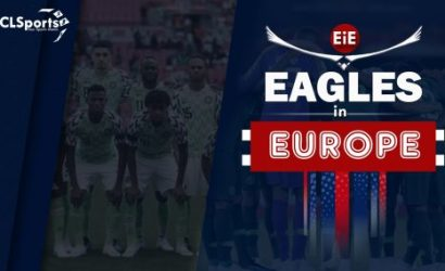 EiE: Super Eagles players fail to soar at the weekend