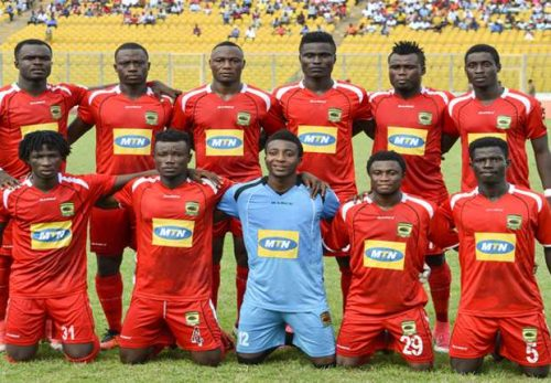 Ghanaian government to pay local league players