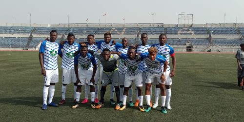 CAFCL: Lobi Stars arrive Enugu for Sundowns clash