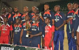NSCDC wins 2018 Ministry of Interior Games