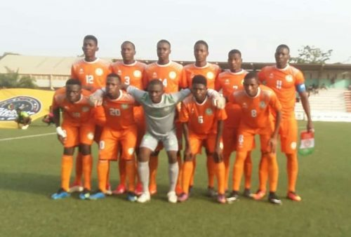 UFOABU20: Niger hold wasteful Flying Eagles, qualify for semis