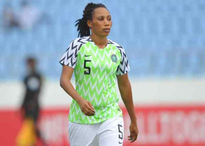 FIFAWWC: Ebi on the verge of history with Super Falcons