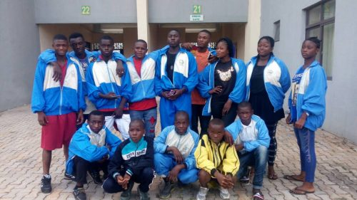 Kogi state aim for top 10 at the National Sports Festival