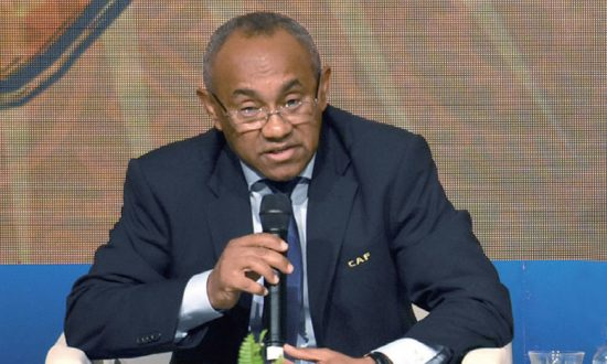 Four contestants for CAF Presidency after Ahmad ban