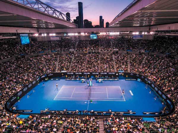 Australian Open: Djokovic, Williams, Tsitsipas heat up Melbourne