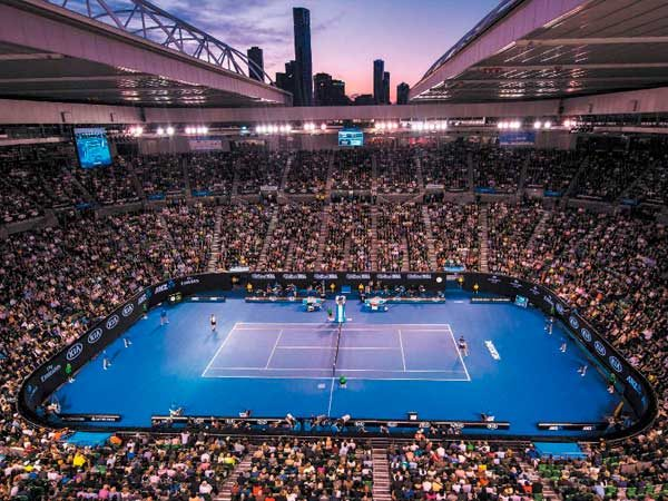 Australian Open: Djokovic, Williams, Tsitsipas heat up Melbourne
