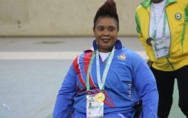 Para Powerlifting: Omolayo feels good competing in Nigeria
