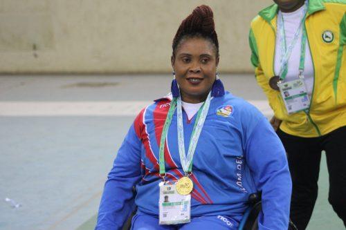 Para Powerlifting: Omolayo feels good competing in Nigeria
