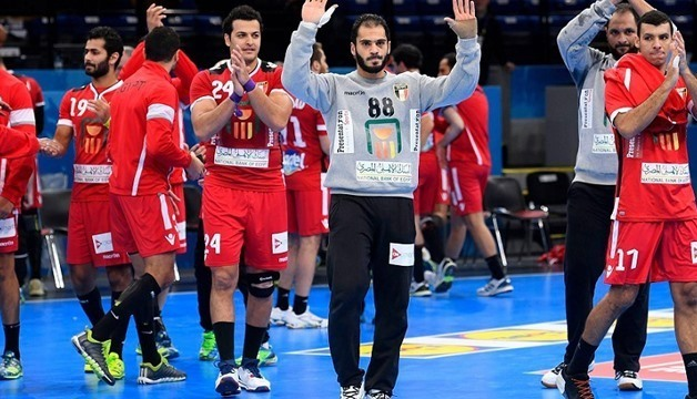 World Men's Handball Championship: Tunisia, Egypt bounce back
