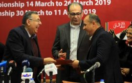 CAVB sign African club Championships Agreement with Ahly