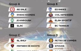 FIBAABL: Rivers Hoopers, Defenders drawn against northern sides