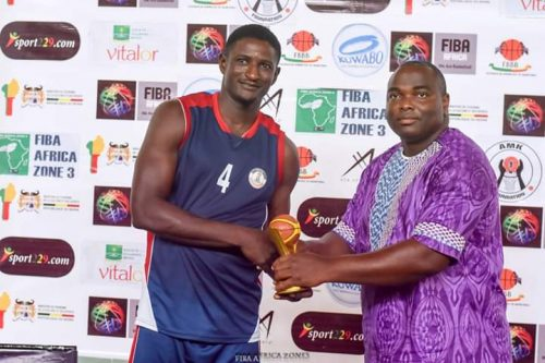 Joel Ijigba: Inexperience won't count against us at FIBAABL