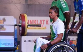 Para Powerlifting: Defeating Ajiboye was tough says Abokin