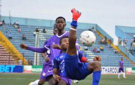 NPFL: Two away wins, three draws headline Match Day 5
