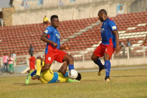 NPFL19: Heartland stun Nasarawa in Lafia, away teams get more joy