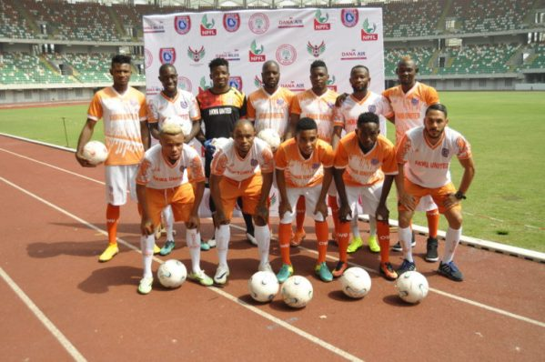 NPFL: Paul Bassey targets good start as Akwa unveil players