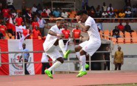 NPFL: Wasiu Jimoh sends Rivers Utd top as 1-0 wins reign on
