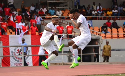 TotalCAFCC: Rangers near exit after draw with Salitas