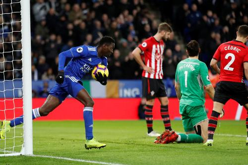 Revealed: How Ndidi combines football with University