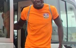 Adeniji sets 20 goal target; upbeat ahead of Sunshine visit