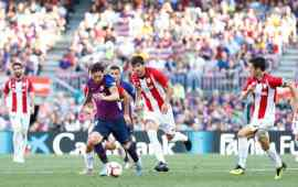 LaLiga Weekend: Madrid derby, Barca Vs Athletic the highlights