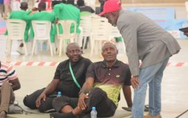 Suleman Musa: One of 3 Nigerian All-African Games gold medallists